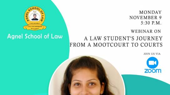 A Law Students Journey From A Mootcourt to Court
