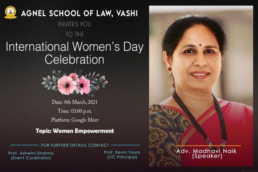 International Women's Day Celebration 2021